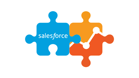 Salesforce and Google Analytics connection
