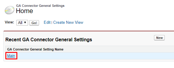 GA Connector General Settings 3