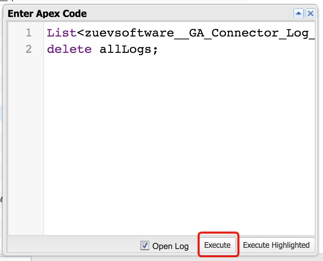 Apex Code Salesforce